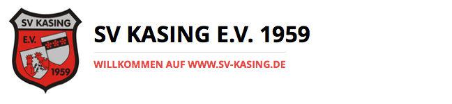 SV Kasing e.V. 1959